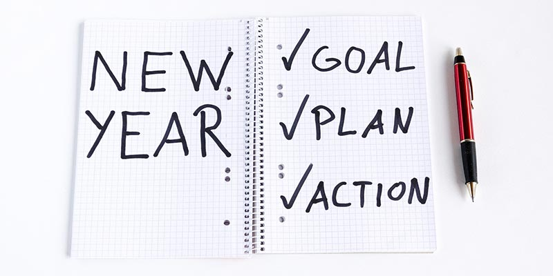 Obiective pentru noul an
